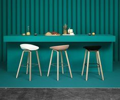 HAY About a Stool Barstol Hvit H:65