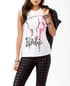 Sleeveless Barbie Tee | FOREVER21 - 2000048563