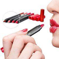 Longue durée l'humidité imperméable rouge lèvres matte marque de maquillage pastel crayon gomina stylo baume 14#