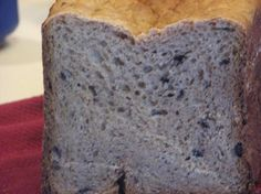 Banana-Blueberry Bread Machine Bread Recipe - Genius Kitchen You are in the right place about Bread Bread Machine Banana Bread, Bread Machine Mixes, Best Bread Machine, Bread Maker Recipes, Banana Bread Recipes, Cake Recipes, Blueberry Banana Bread, Bread Rolls, How To Make Bread