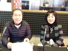 【連区23】今日は 起連区から 公民館副館長 の 石垣栄三さん と 小川典子さんにお話しいただきました!