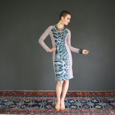 Hey, I found this really awesome Etsy listing at https://www.etsy.com/listing/173874875/kajka-vegan-suede-dress-with-animal