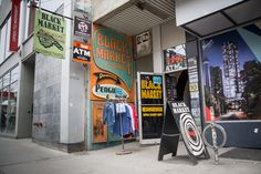 The 10 Most Famous Clothing Stores in Toronto