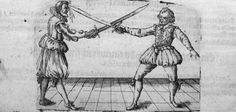 A 16th century duel.   Looking at violence and the law in late medieval and early modern England. ~S  #Duel #Tudor #LateMedieval
