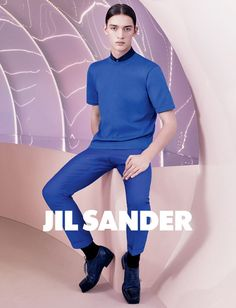 Jil Sander Spring Summer 2013 by David Sims