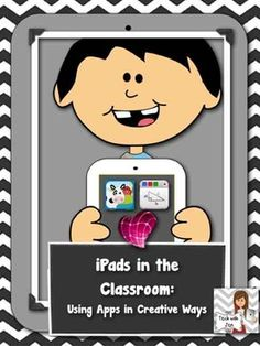 Have you ever heard of app smashing? The lessons in this document have creative ideas for using multiple apps to teach students at a high level of Blooms. $