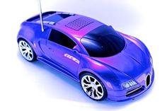 Parlante Carro Bugatti — HighTeck Store