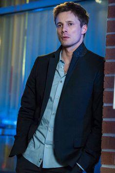"""""""Damien"""" Bradley James as Damien Thorn"""