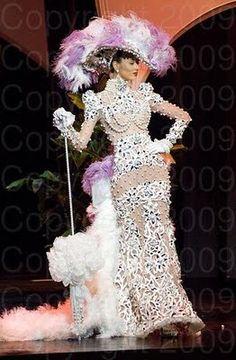 Venezuela Miss Universe 2009 National Costume
