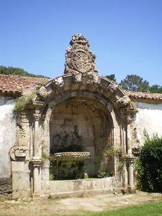 Pazo Santa Cruz de Rivadulla, Galicia, Spain