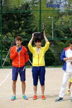 SHINee on Dream Team