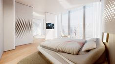 zaha hadid dubai opus office tower designboom