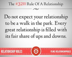 ~Relationship Rules~