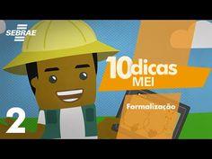2 - Como se formalizar // 10 DICAS para o Microempreendedor Individual (...