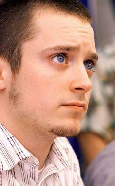 Elijah Wood such beautiful eyes
