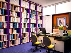 Senior Librarian Office