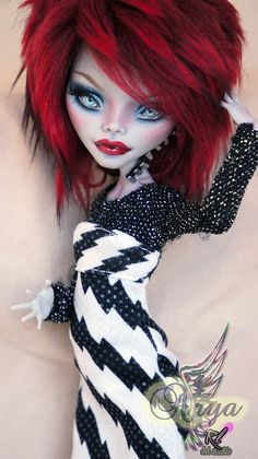 ~Arya~ MH Ghoulia Yelps GB Pack Edition