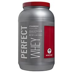 Natures Best Perfect Whey Protein Strawberry 2Pound Container -- Want to know more, click on the image.Note:It is affiliate link to Amazon.