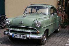 2007-06-10 Opel Olympia Rekord, Bj. 1955 (retusch) - Opel Rekord - Wikipedia