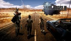 Final Fantasy XV requires more patching to be complete - The Outerhaven