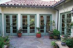 spanish style courtyard homes | Pacific Palisades General Contractor - Santa Monica General Contractor ...