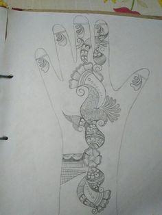 Mehndi Designs, Art, Art Background, Kunst, Performing Arts, Mehandi Designs, Art Education Resources, Artworks