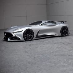 Infiniti Vision GT #amazing_cars