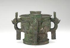 Ritual grain server China, early Western Zhou dynasty, ca. 1045 BCE