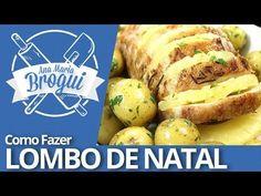 ▶ Ana Maria Brogui #152 - Como fazer Lombo de Natal - YouTube