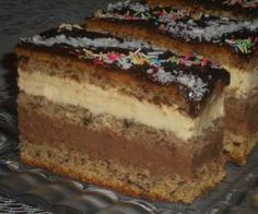 Ciasto a'la knoppers - PrzyslijPrzepis.pl Tiramisu, Ethnic Recipes, Food, Essen, Meals, Tiramisu Cake, Yemek, Eten