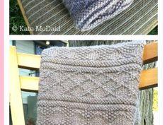 Forest Friends Amigurumi breipatroon – sjaals breien