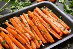 Bluff Cove Olive Oil Co.: Sweet and Spicy Carrots Oven Roasted Carrots, Spicy Carrots, Healthy Holiday Recipes, Healthy Snacks, Healthy Eating, Holiday Foods, Comidas Light, Carrot Fries, Curry Spices