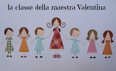 La classe della maestra Valentina: varie