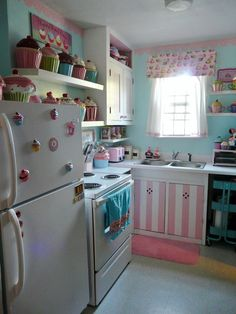 Cupcake kitchen the turquoise version was cuter