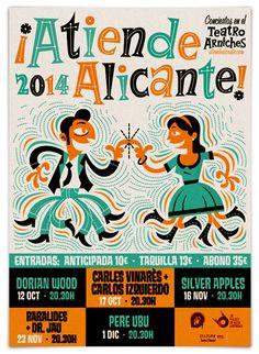 Atiende Alicante 2014 2