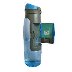 The 24oz Water Bottle With Storage Pocket is a great way to keep your ID, Keys, and money with you when not carrying a wallet or purse. The side pocket flips open allowing you to store what you need and when done you just snap it closed. The water bottle's durable construction also allows it to take a beating. This is a great water bottle to have when you want to limit the amount of items that your carrying.