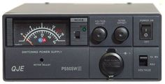 Regulated 50 Amp Compact Power Supply 13.8Vdc (9-15V Adj) W/ Volt - Amp Meter!, 2015 Amazon Top Rated Power & Electrical #AutomotivePartsandAccessories