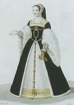 Tudors fashion