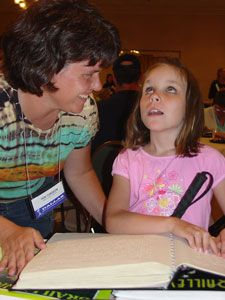 National Organization of Parents of Blind Children