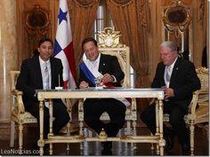 Presidente de Panamá firma el decreto de Control de Precios de alimentos - http://www.leanoticias.com/2014/07/01/presidente-de-panama-firma-el-decreto-de-control-de-precios-de-alimentos/