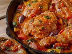 Pollo con Peperoni un secondo da leccarsi i baffi ;)