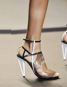 TREND - Fendi Fashion Week SS14: Shoes | ELLE UK