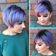 Short Hairstyle 2018 – 180