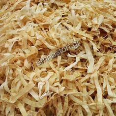 Παραδοσιακά Ζυμαρικά  -  'Εμνοστον: Όταν ο παραγωγός ακολουθεί την παραδοσιακή διαδικα...