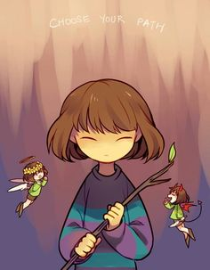 genocide, frisk, and pacifist 이미지