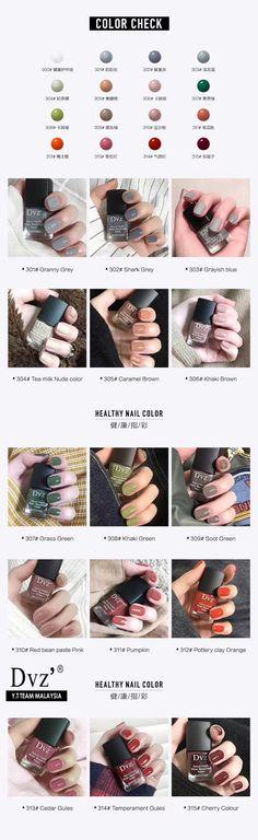 Beauty colors