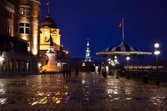 Old Quebec, The Only city in North America with its Original City Walls