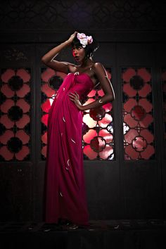 ANTM Cycle 18 episode 9 photo of Annaliese Dayes.