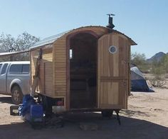 Gypsy Wagon Building - how to build on Instructables
