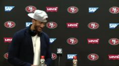 Colin Kaepernick Redskins Post-game Presser